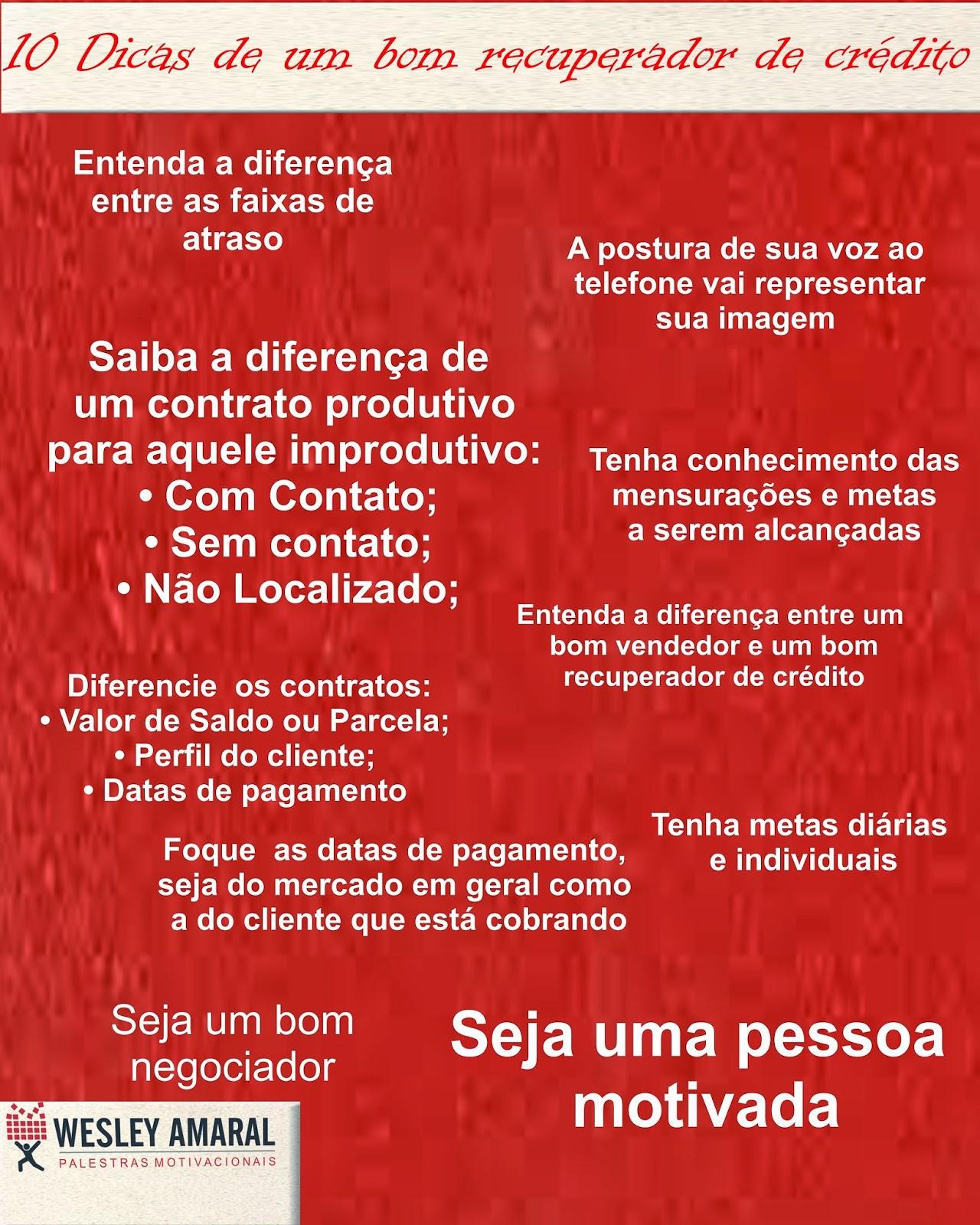 Wesley Amaral Martins Treinamentos De Cobrança E Palestras