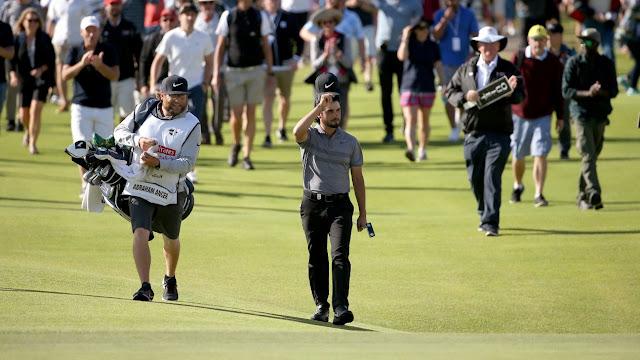 Mexicano Abraham Ancer se lleva Abierto de Australia de golf
