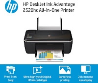 HP DeskJet Ink Advantage 2520hc Drivers Download