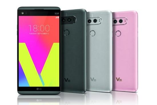 LG V20 OFICIAL