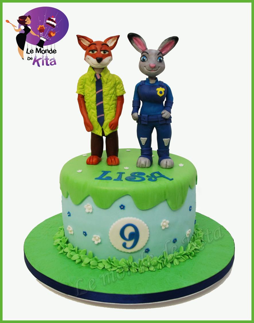 Le Monde De Kita Cake Designer Professionnelle