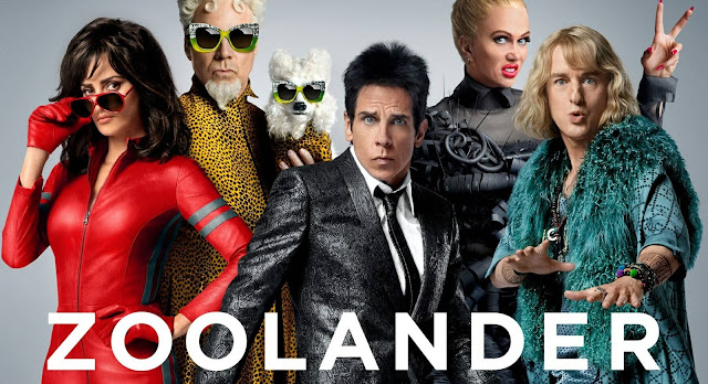 Zoolander 2 2016 English Movie Download Free HD DVDrip