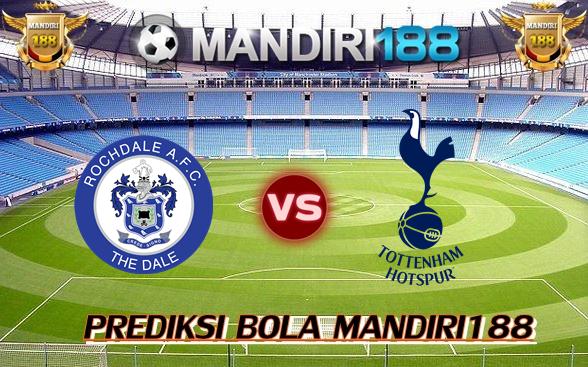 AGEN BOLA - Prediksi Rochdale vs Tottenham Hotspur 18 Februari 2018
