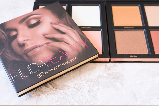 3D highlighter Huda Beauty