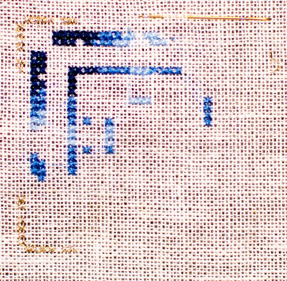Committed Stitcher: September Start