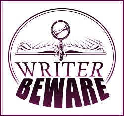 Writer Beware®: The  Blog