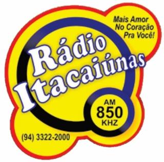 Rádio Itacaiúnas AM de Marabá PA ao vivo