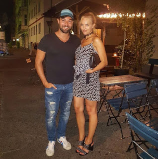 Meryem Uzerli și Bassel Alzaro