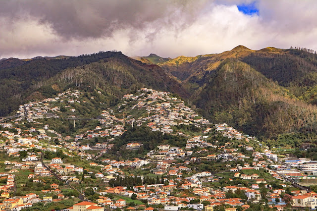 Buy wallart of Funchall Madeira