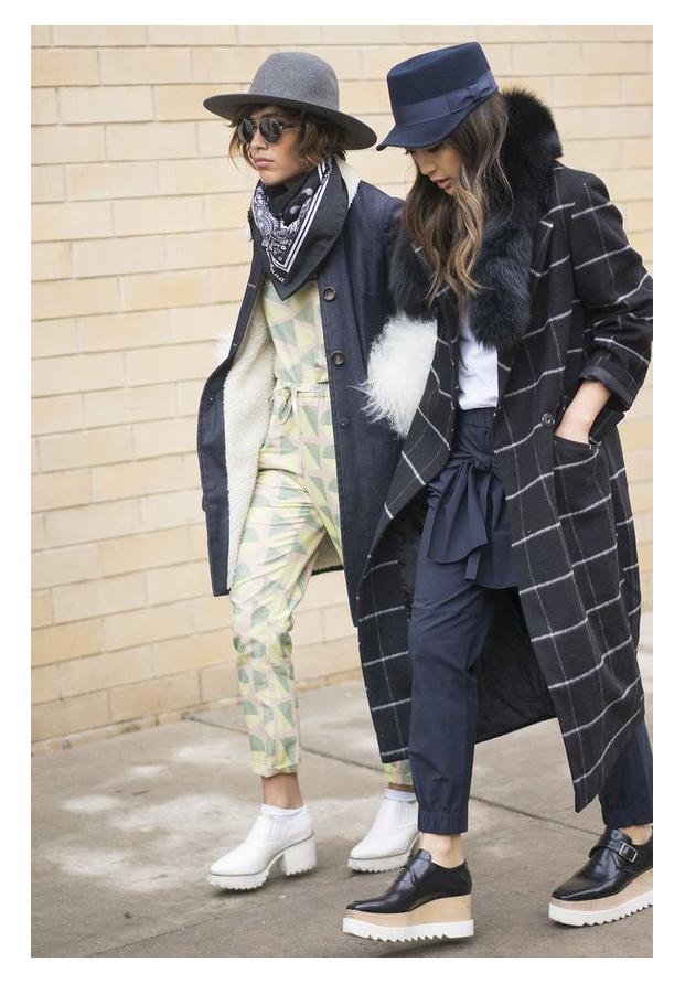 Street Style Otoño Invierno 2016
