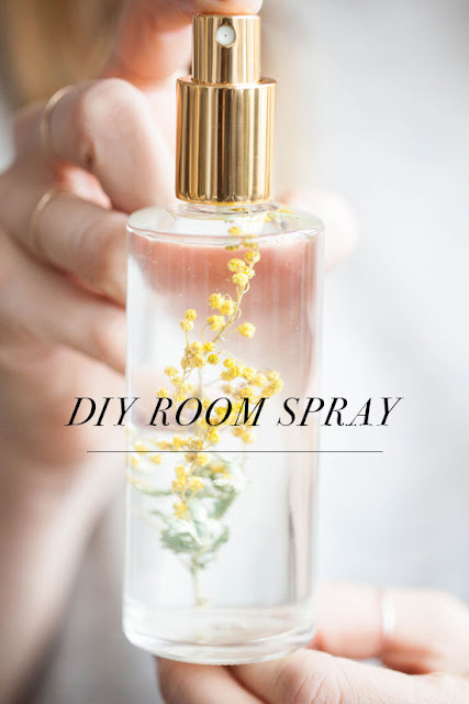 DIY Room Spray Alyssa Leanne Hoppe | Step-by-Step by Design Love Fest photographer Nicole Moser