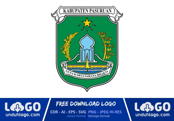 Logo Kabupaten Pasuruan Download Vector Cdr Ai Png