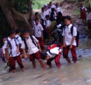 #3 Kesenjangan Pendidikan Menurut Mendikbud Muhadjir