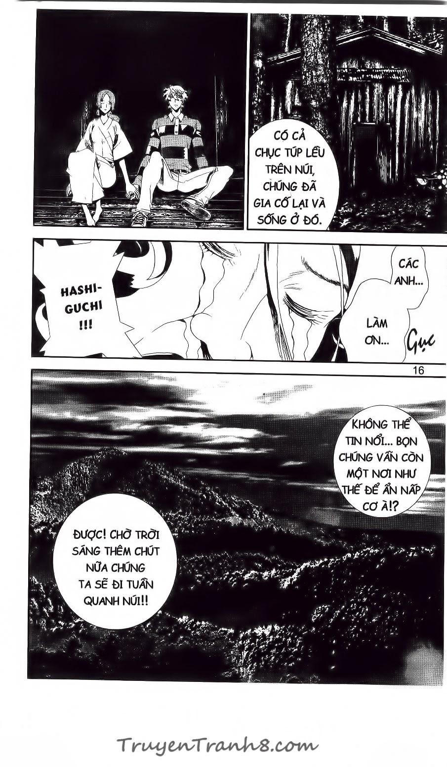 Shiki chapter 39 trang 16