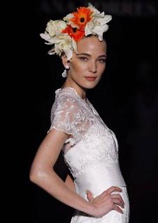 Coronas de flores para tu boda 2