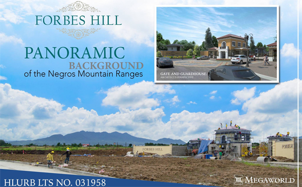 Forbes Hill by Megaworld