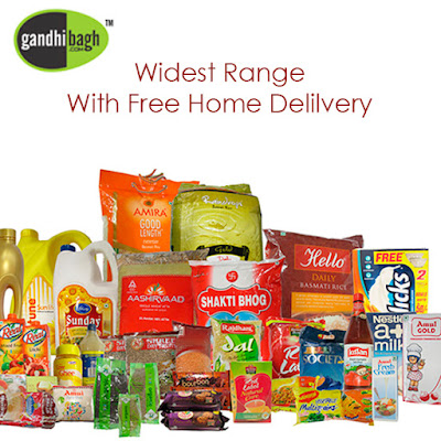 Grocery products online