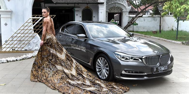 BMW SERI 7 ANTI PELURU