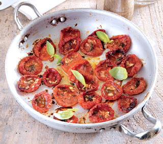 Slow Cooked Tomatoes Recipe