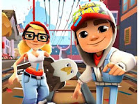 Subway Surfers Washington DC v1.78.0 Mod Apk  Unlimited Coins/Keys Terbaru 2017