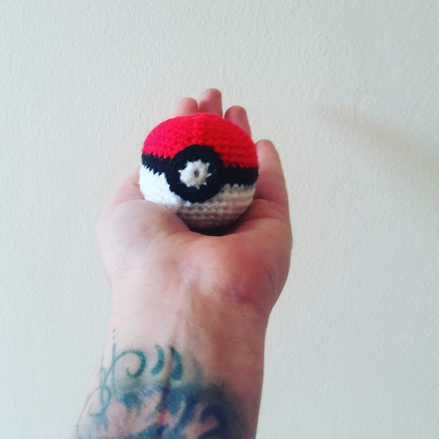 inked hibiscus designs pokeball