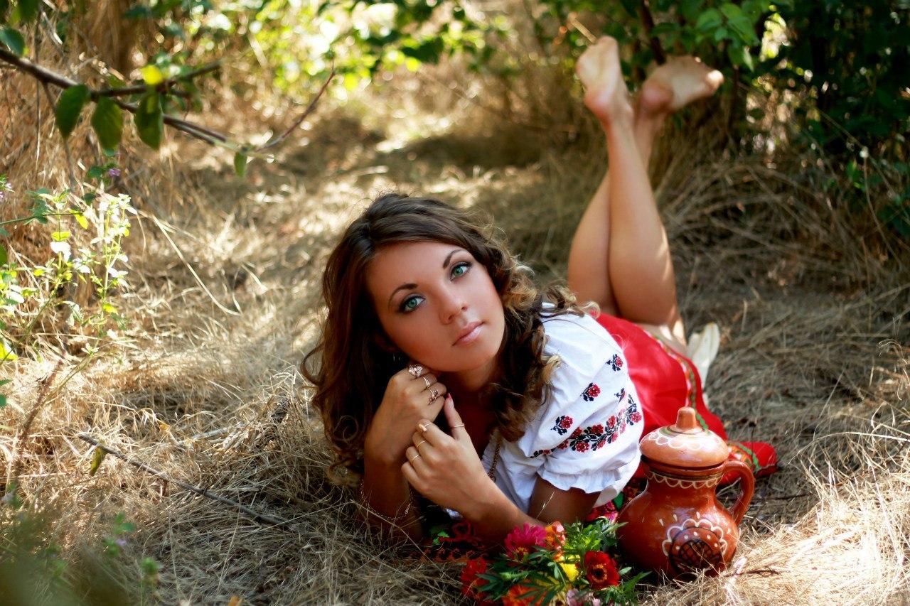 красивые голые украинские девушки фото выбирал самого