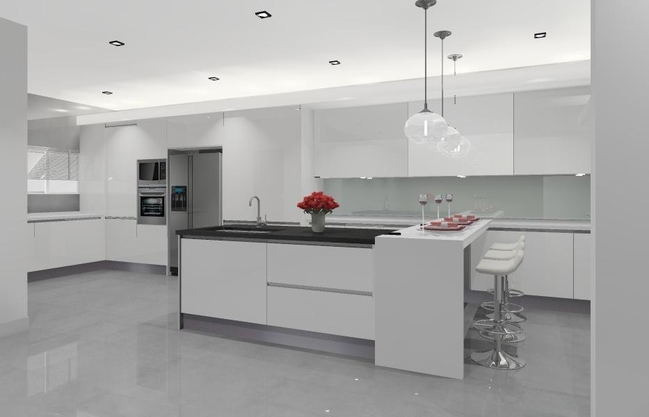 Design For USJ Subang Height Kitchen, Selangor
