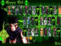 Download Naruto Senki MOD Spesial Idul Fitri Full Character Apk Terbaru