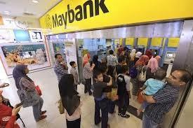 Beratur Di ATM