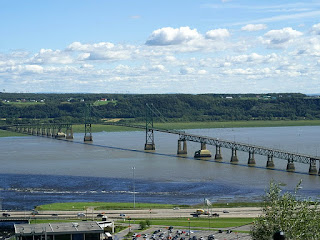 Chute Montmorency - Québec - Canada