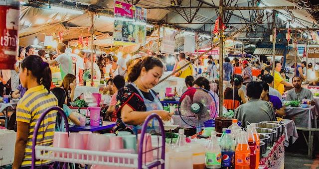 Phá đảo ẩm thực Phuket với 5 khu chợ nổi tiếng