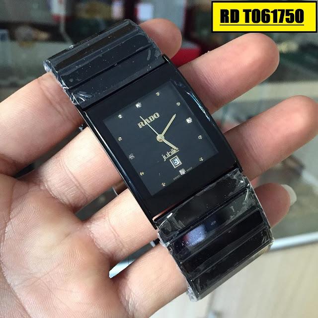 Đồng hồ Rado dây đá ceramic RD T061750