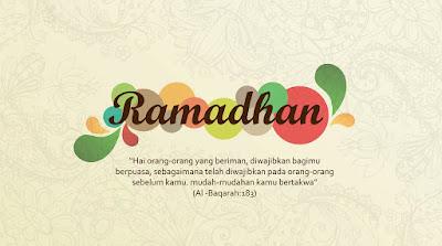 Bagaimana Menyambut Ramadhan 2016