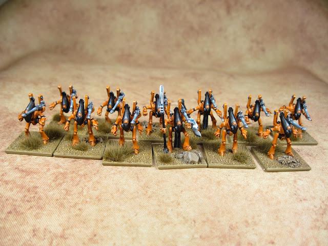 Epic Eldar Wraithlords
