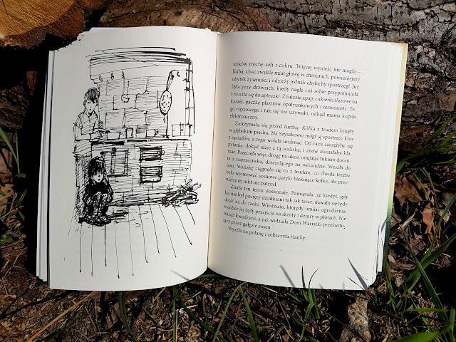 Pisklak - Zuzanna Orlińska - Nasza Księgarnia - ksiażki dla dzieci - książki dla młodzieży