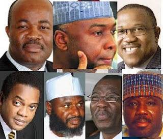 Photos of Ex Nigerian Governors