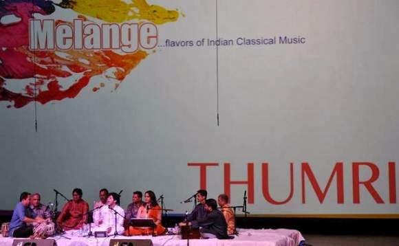 Mahesh Kale singing Thumri