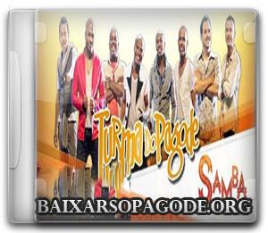 CD Turma Do Pagode - Ao Vivo No Samba São Paulo (2013)