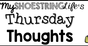 My Shoestring Life: Thursday Thoughts: Wordless Books