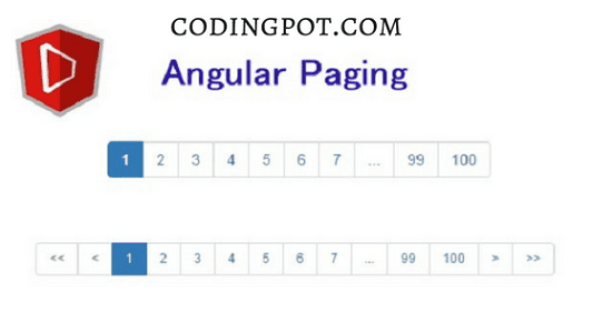 Angular Pagination