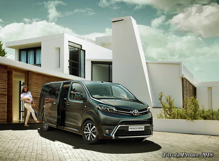 2018 toyota proace review price and design cars toyota review. Black Bedroom Furniture Sets. Home Design Ideas