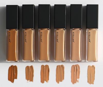 Introducing Stellar - high performance makeup with a focus on medium skin tones!