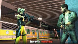 تحميل لعبة الزومبي Hopeless Raider اخر اصدار للاندرويد