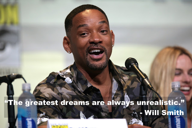 Will Smith at Comic Con 2016