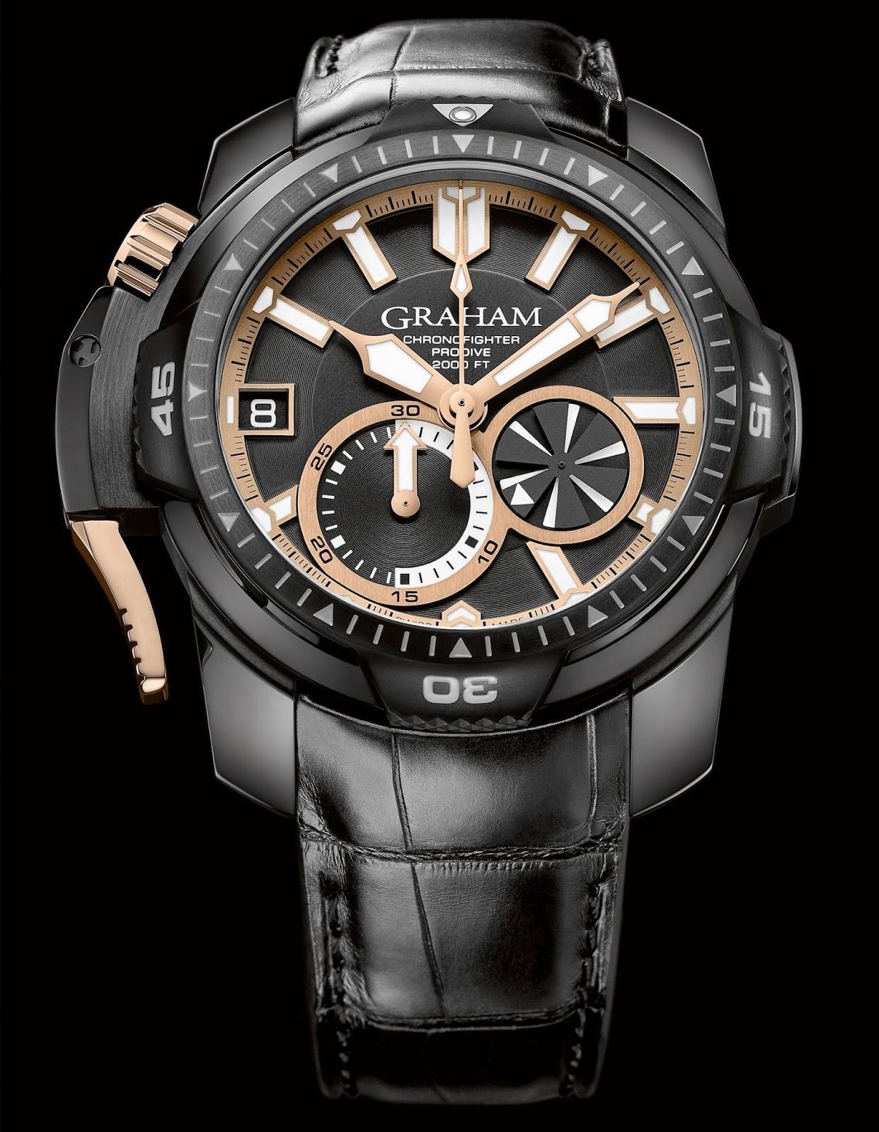 GRAHAM Prodive Limited Edition