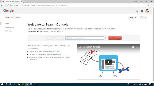 6 Cara membuat situs web cepat terindex Google