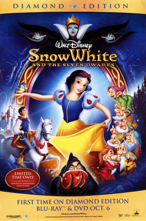 Snow White and the Seven Dwarfs 1937 Dual Audio