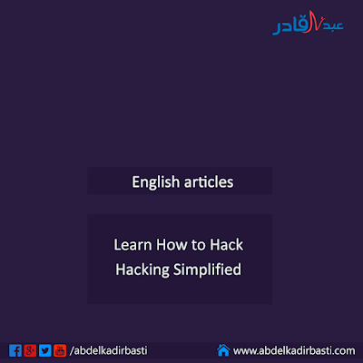 Learn How to Hack - Hacking Simplified
