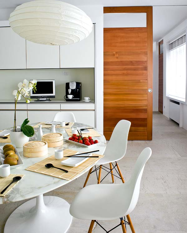 Interior Kitchen Design With Tv Room: TV In The Kitchen: 7 Stylish Ways To Incorporate A TV In
