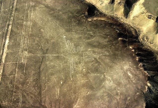 Misteri Geoglyph-Geoglyph Kuno di Dunia